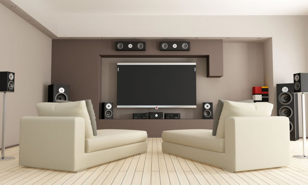Media Room - home cinema